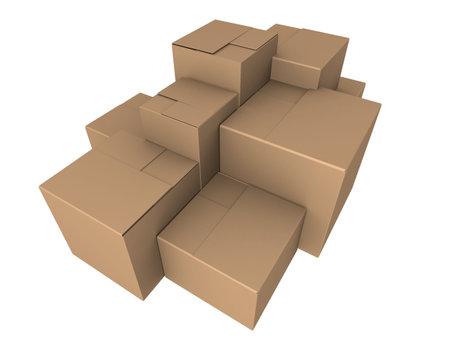 shipped: cartons