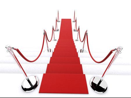 red carpet Stock Photo - 824382