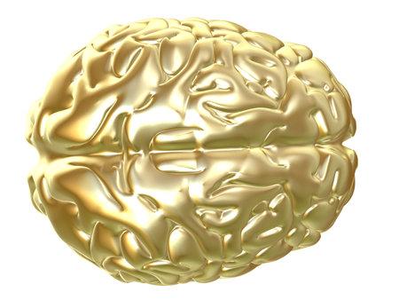 brainy: golden brain