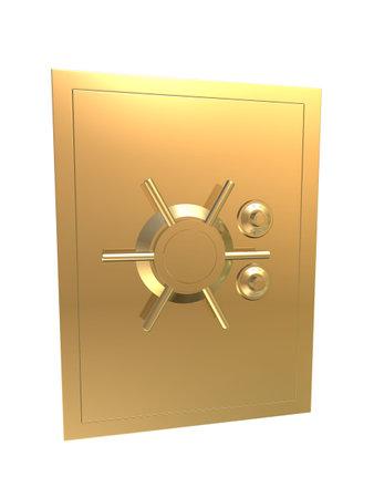 golden vault Stock Photo - 824511