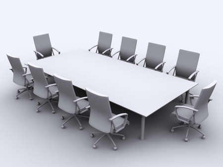 conference table Stock Photo - 824523