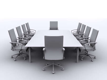 conference table Stock Photo - 880675