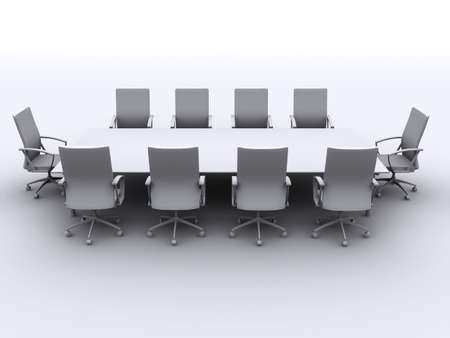 conference table Stock Photo - 880676