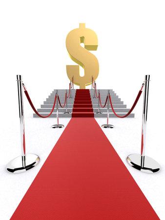 way to the money Stock Photo - 1016226