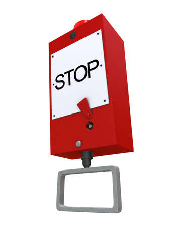arrestment: emergency stop