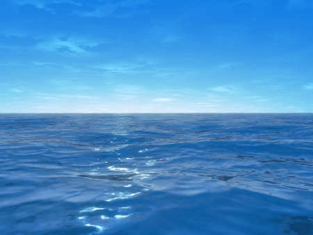 wide ocean Stock Photo - 1066793