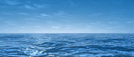 blue ocean Stock Photo - 1066505
