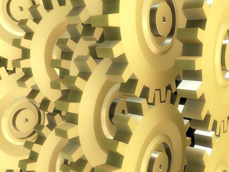 harmonize: golden gears