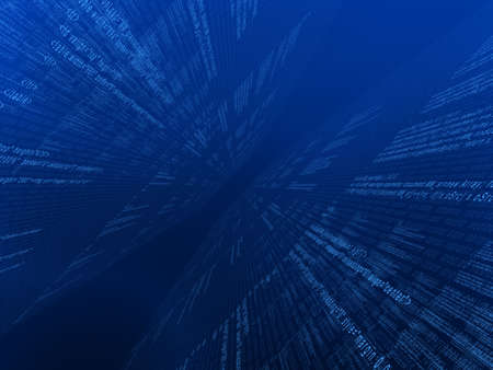 parallel world: 3d binary code