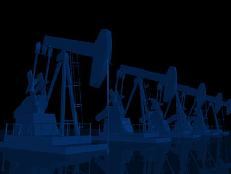 oilwell: oilpumps