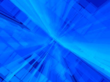 blue matrix Stock Photo - 1297883