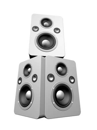 sub woofer: 3d speaker