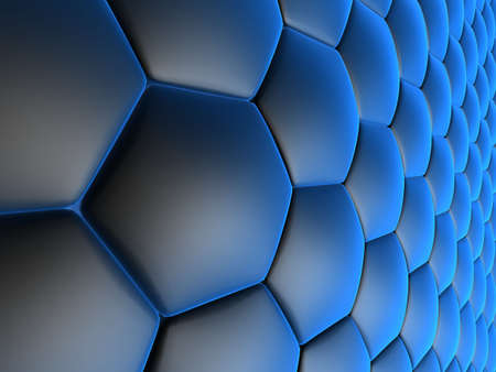 abstract cells Stock Photo - 1354698