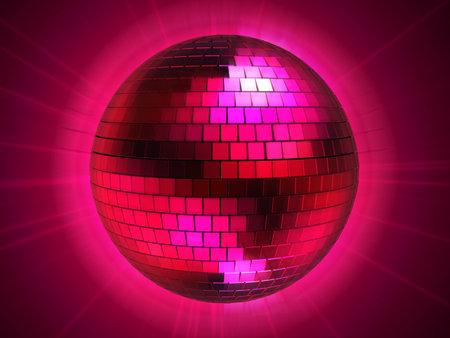 dancefloor: disco sphere