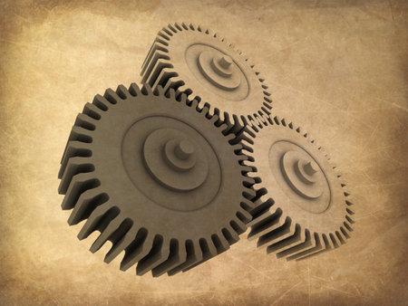 harmonize: grunge gears