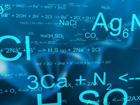 genomes: science illustration