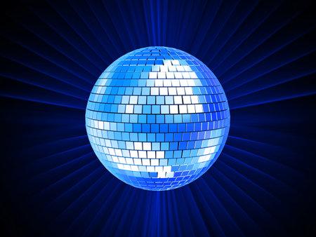 dancefloor: 3d disco ball