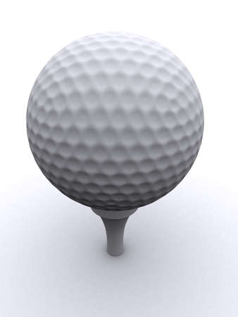 golf ball photo