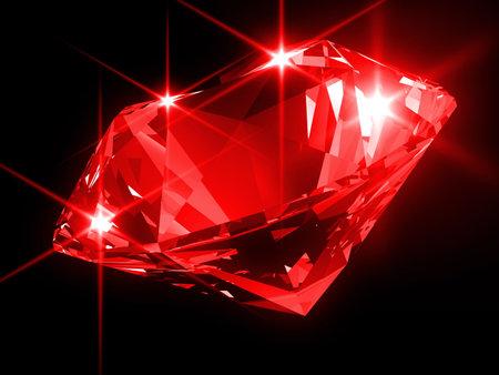 shiny rubin