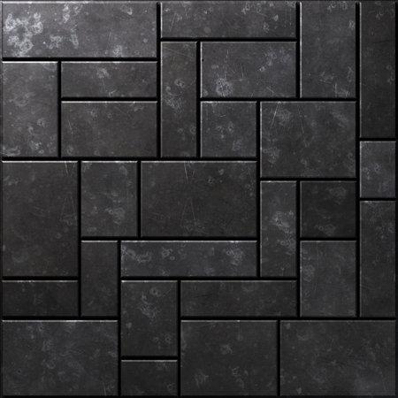 metal grid: metal texture