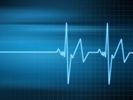 endurance run: heart beat