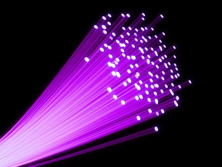 fibre optique: fibre optique