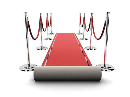 splendid: red carpet