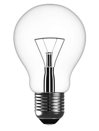 tungsten: light bulb Stock Photo