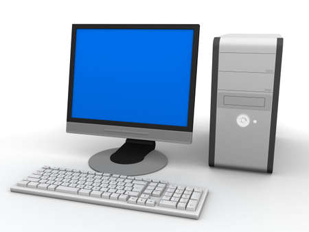 inet symbol: personal computer