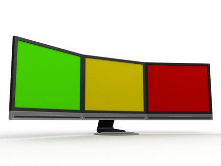 lcd displays photo