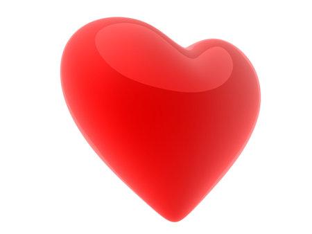 radiosity: 3d heart