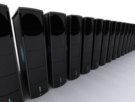 isp: black servers