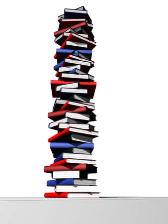 knowhow: tower of books