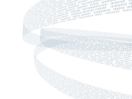 binary abstract Stock Photo - 2891095
