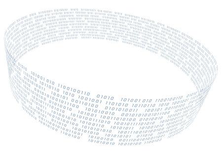 binary ring Stock Photo - 2891082