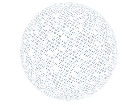 binary sphere photo