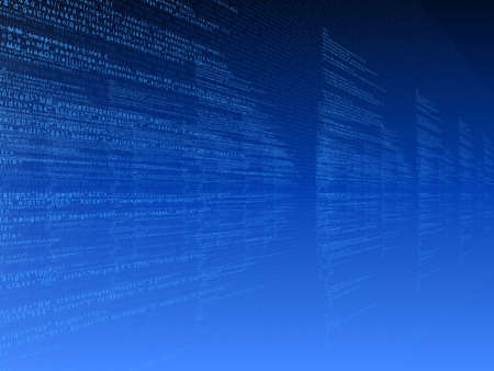 computer code Stock Photo - 2883534