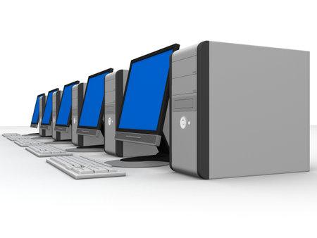 inet symbol: personal computers