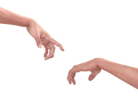 two hands Stock Photo - 2912182