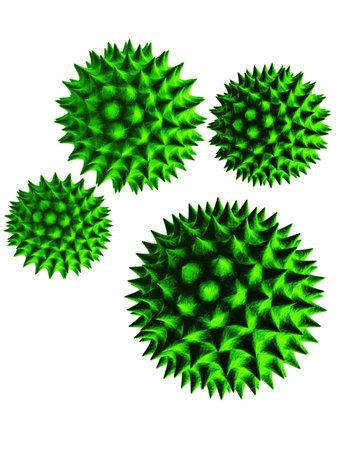 3d: 3d pollen