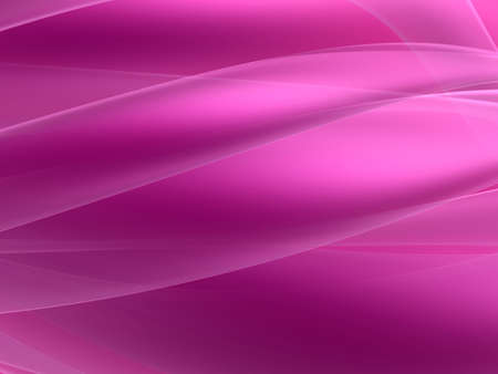 publicity: abstract pink flow Stock Photo