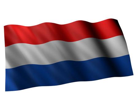 flag of the netherland photo