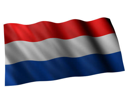 flag of the netherland