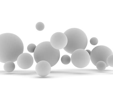 3d spheres Stock Photo - 3006310