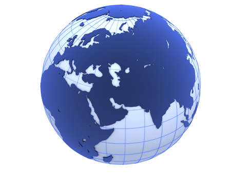 3d: 3d globe