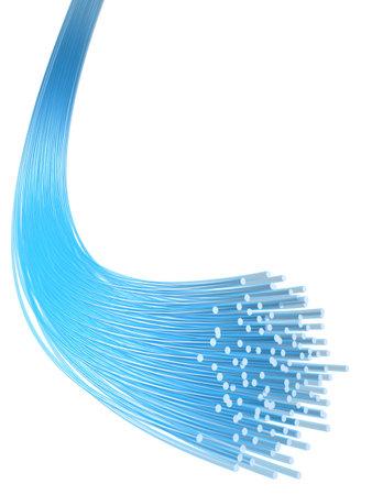 fibra �ptica: cable de fibra
