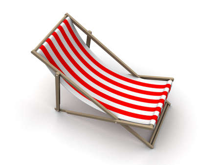 deck chair Stock Photo - 3072659