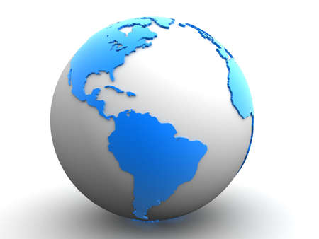 terra: 3d globe