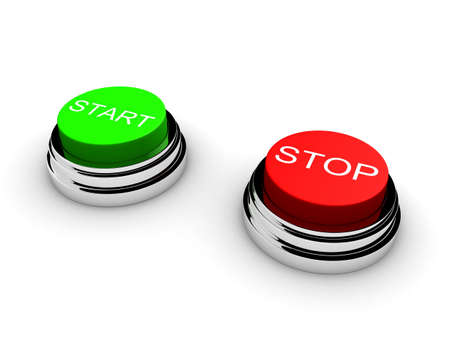 start and stop button photo