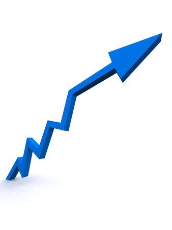 attainment: rising arrow